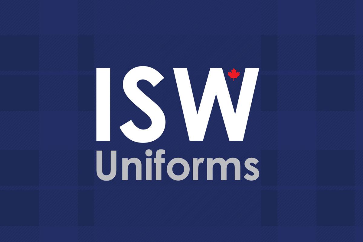 ISW Uniform Sale – Extended