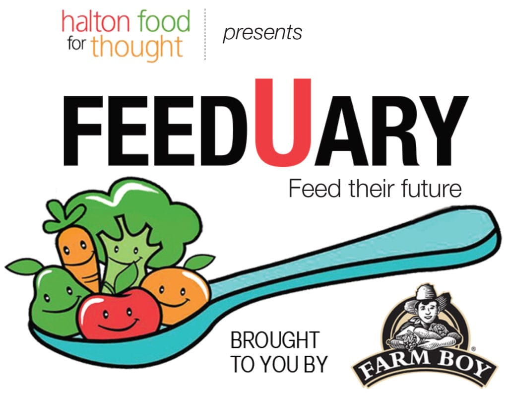 'FEEDUARY' Event with Halton Food For Thought