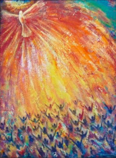 Come, Holy Spirit!