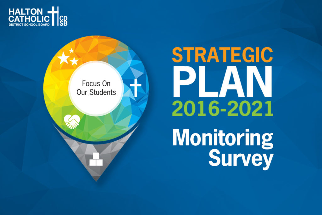 We Want Feedback from Our Community – Multi-Year Strategic Plan Monitoring Survey