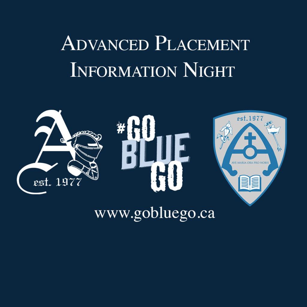 AP Information Night 2020