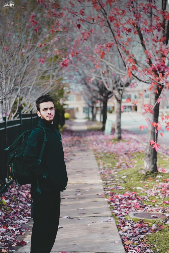 Grade 12 Student Sulaiman Alshami Places 3rd in COSTI Poetry Contest!