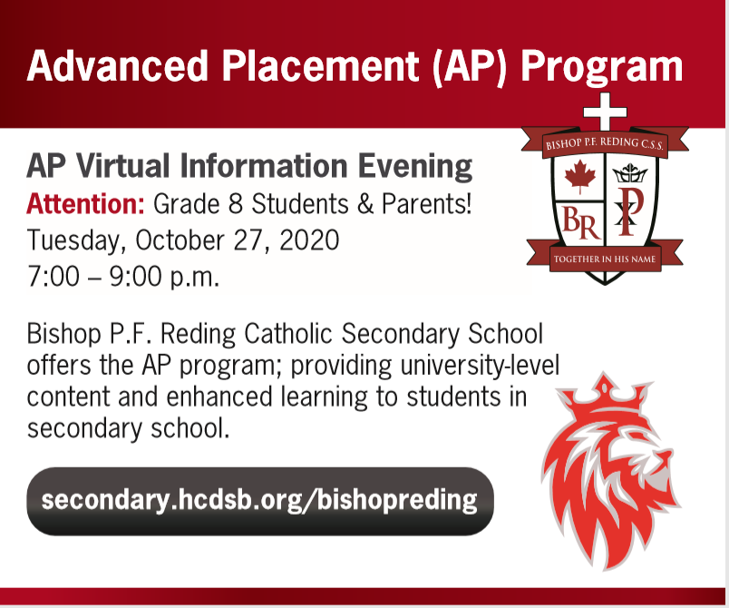 Advanced Placement (AP) Information Night
