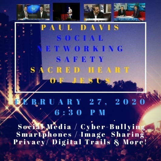Parent Engagement Evening with Paul Davis: Save the Date
