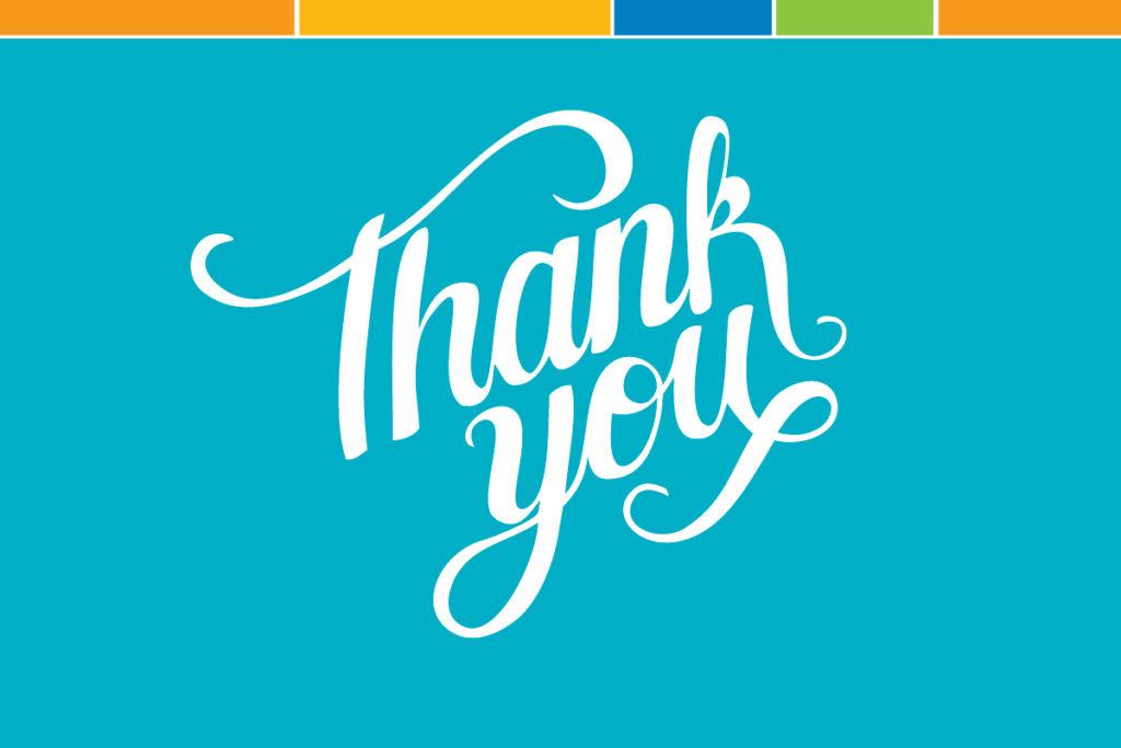 Staff Appreciation Day – May 8, 2020