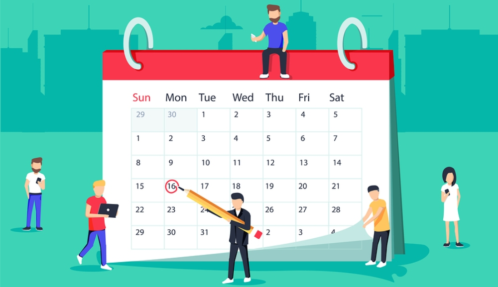 Quadmester 1 Schedule