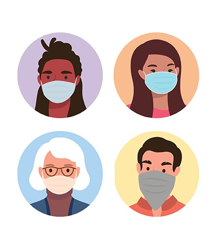 Use of Masks and Personal Protective Equipment (PPE)
