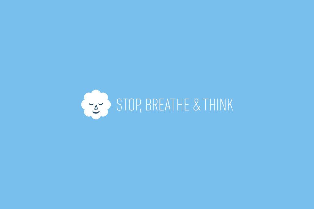 A Message from www.stopbreathethink.com