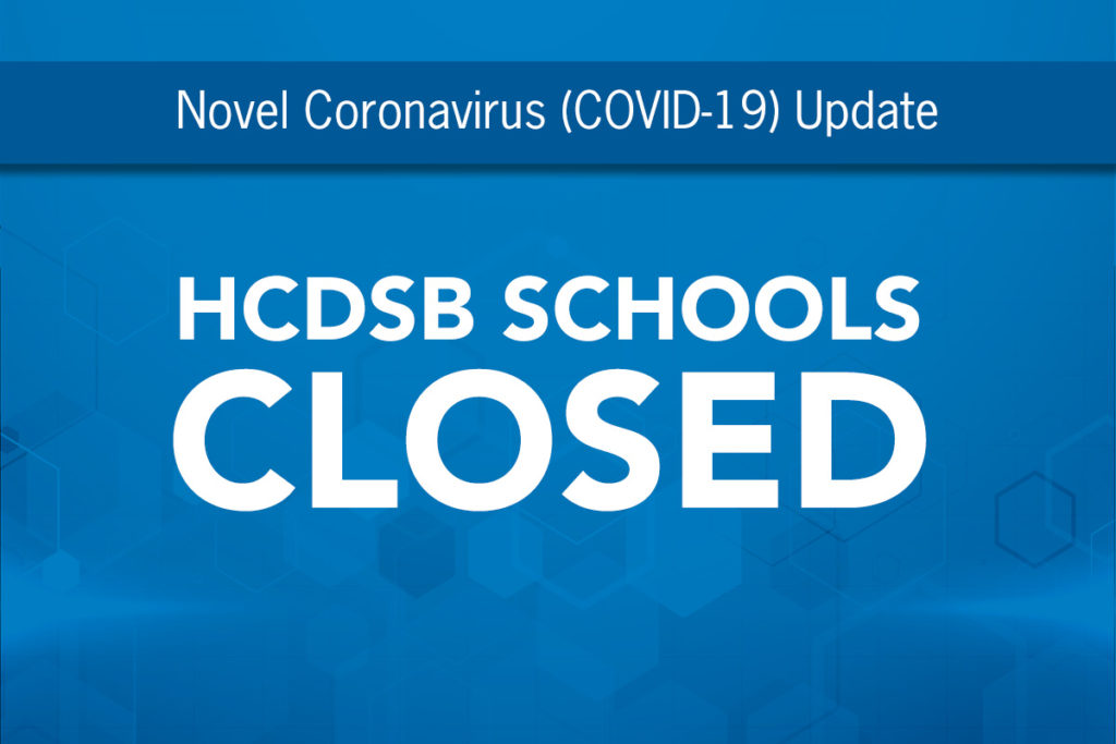 All Schools will Remain CLOSED Until the End of the School Year