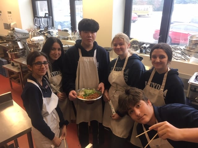 Eric Z. ~ Top Chef Loyola!