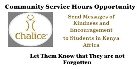 Online Community Service Hours