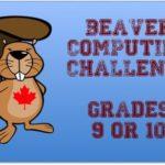 beaver computing challenge