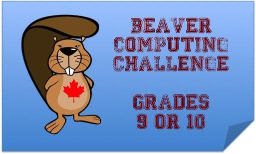 Beaver Computing Challenge | St. Ignatius of Loyola Catholic Secondary  School, Oakville