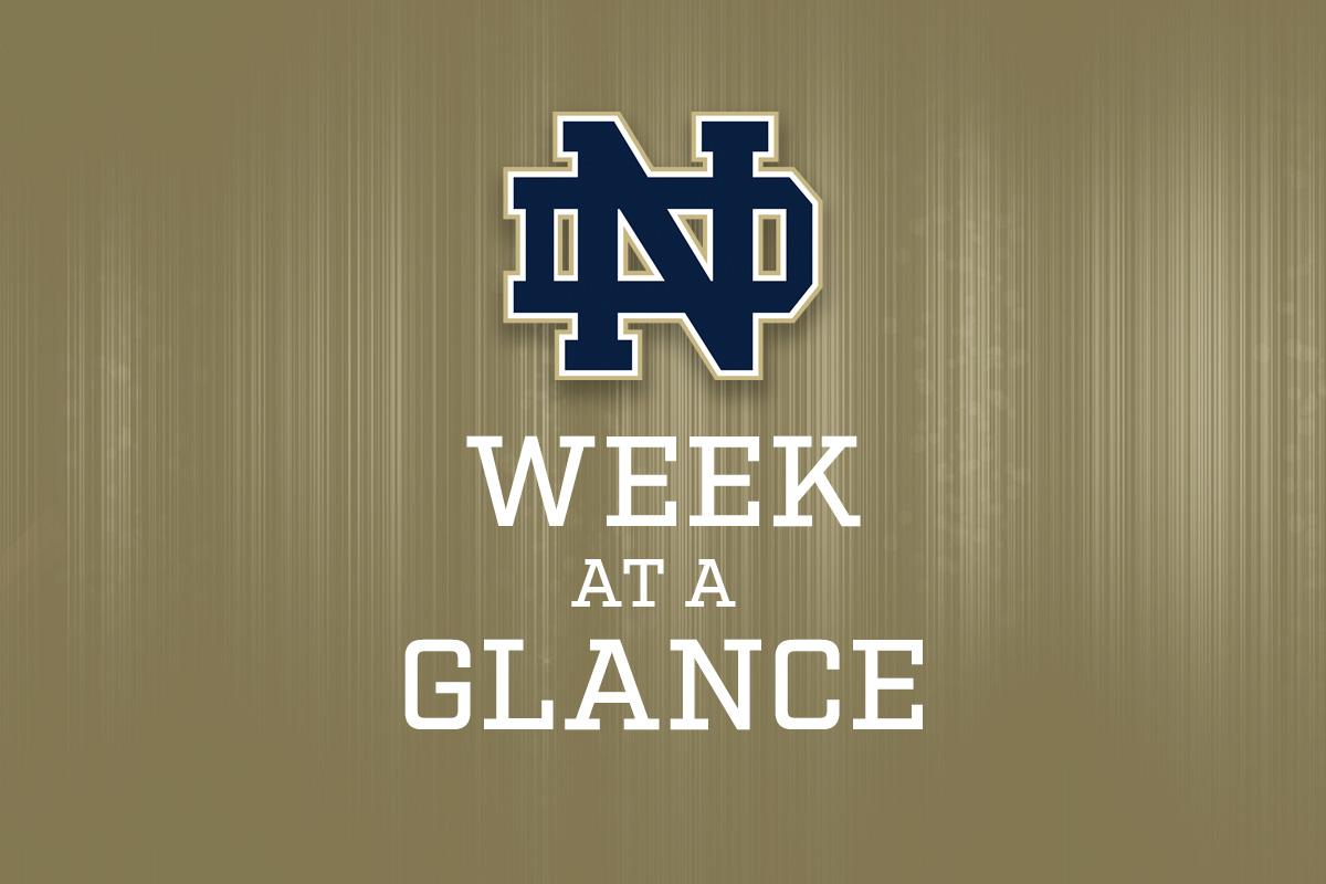 Week at a Glance (Jan 20 -24)