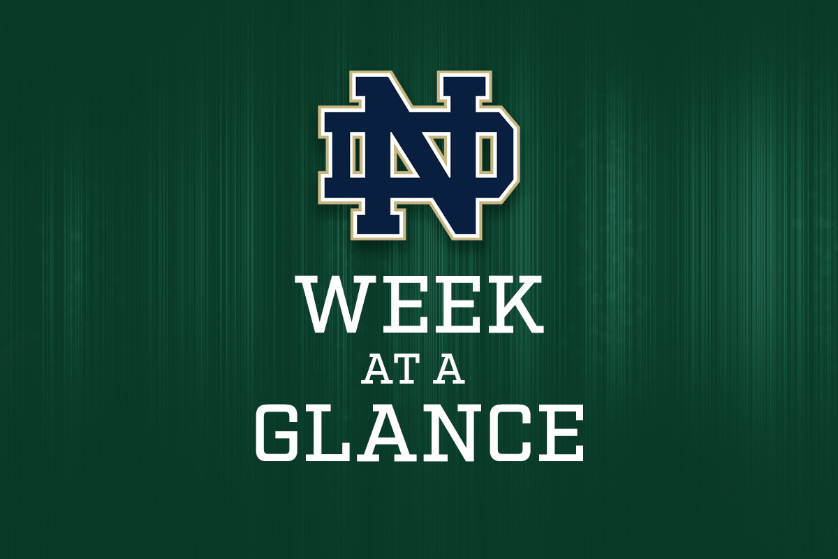 Week At A Glance (Jan 27 – 31st)