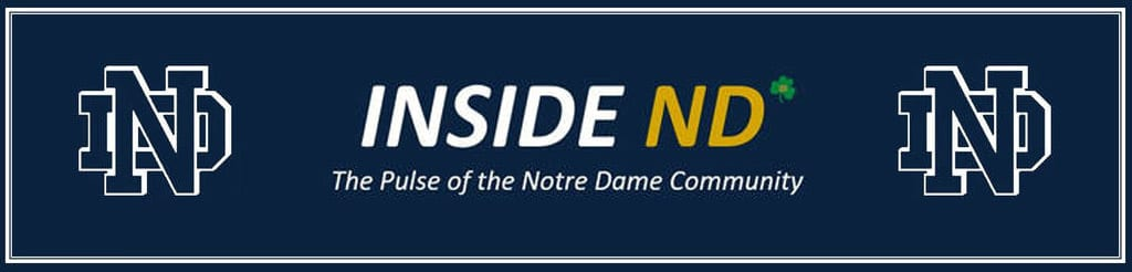 InsideND The Pulse of the Notre Dame Community