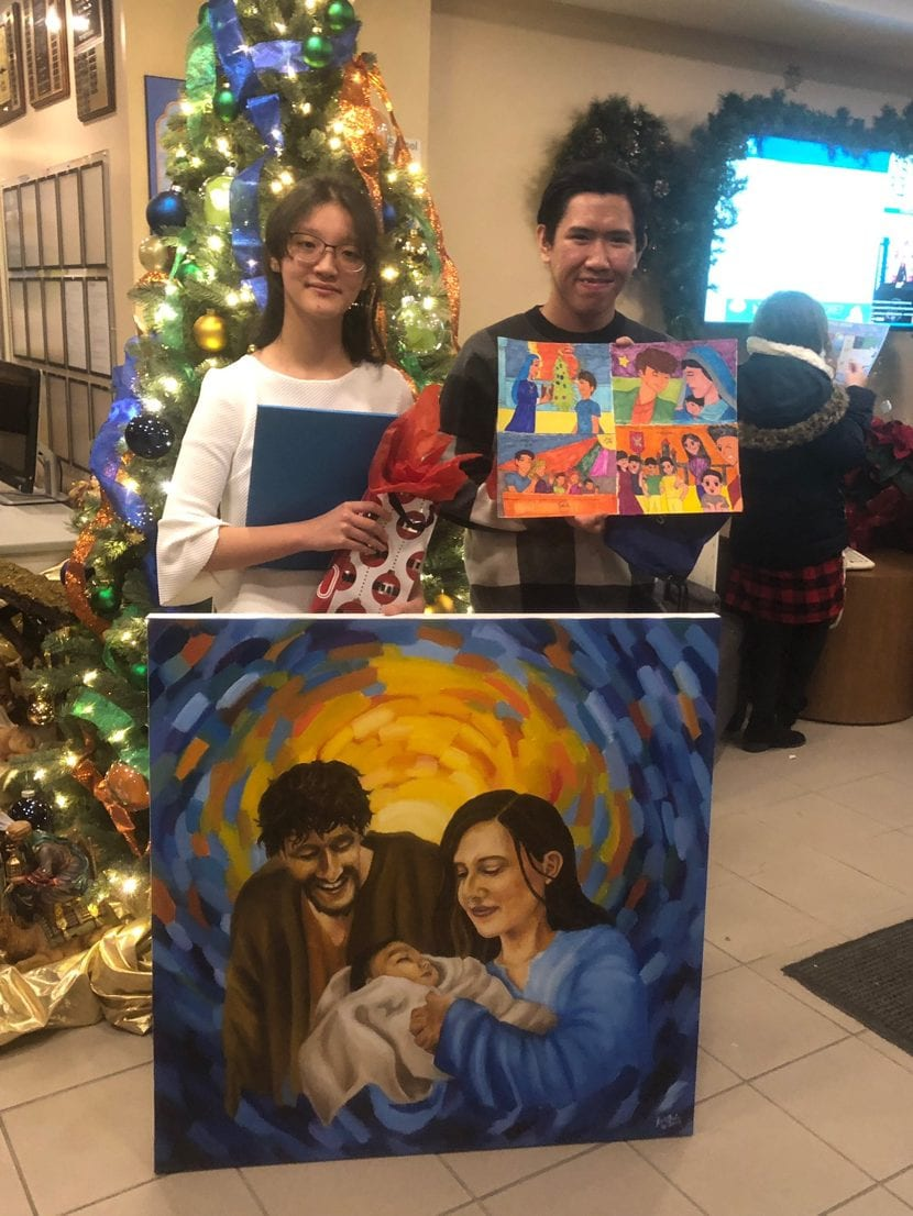 Keeping Christ in Christmas Contest Winners