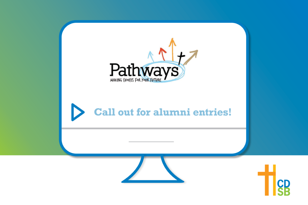 Pathways Voices ~ Submit Your Alumnus Video!