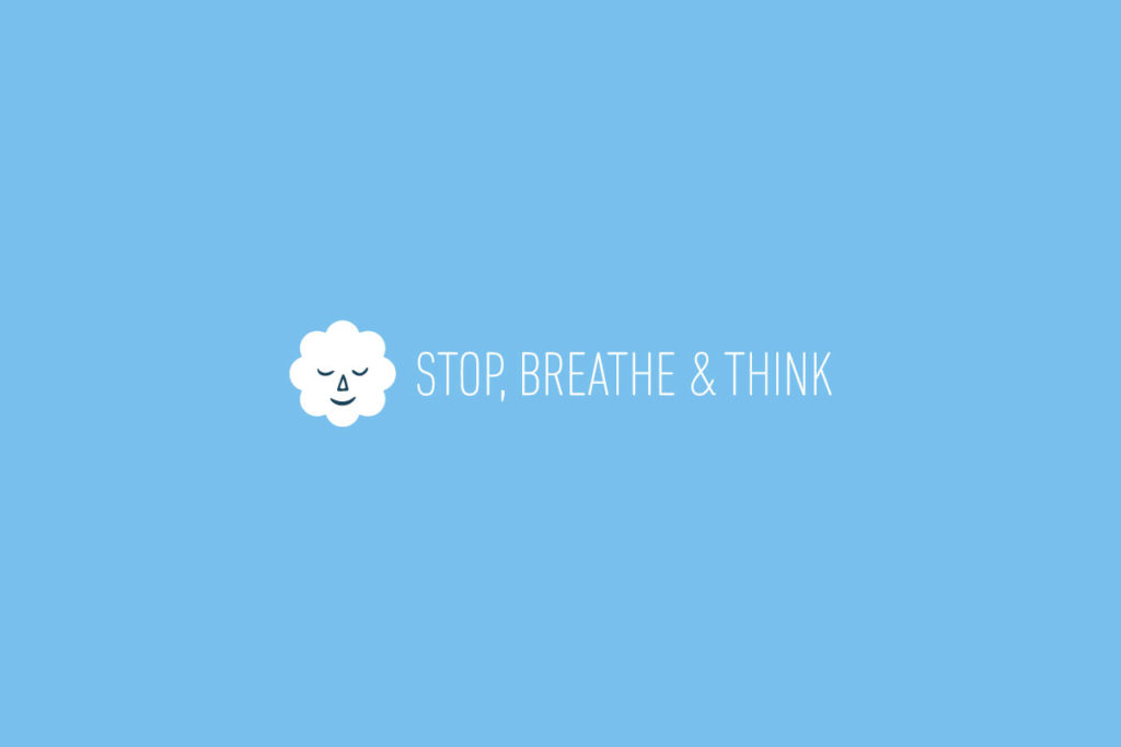A Message from www.stopbreathethink.com