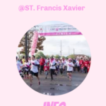 stfx run for the cure poster